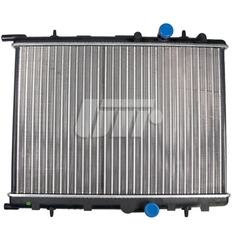 SATO Радиатор PEUGEOT 206 01-