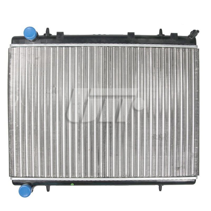 SATO Радиатор PEUGEOT 307 00-, 308 07-